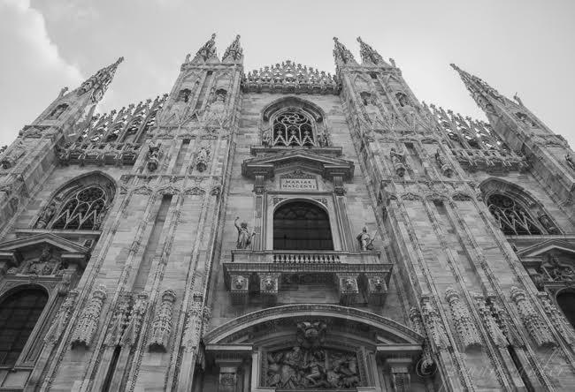 Milan Duomo - Photo by Penny Sadler