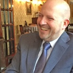 Gianmatteo Zampiero, General Manager of Luna Hotel Baglioni - Photo by Margie Miklas
