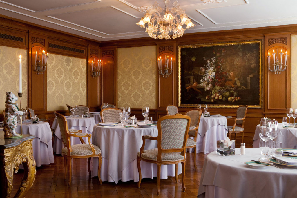 Luna Hotel Baglioni Canova Restaurant photo by Bgalioni Hotels