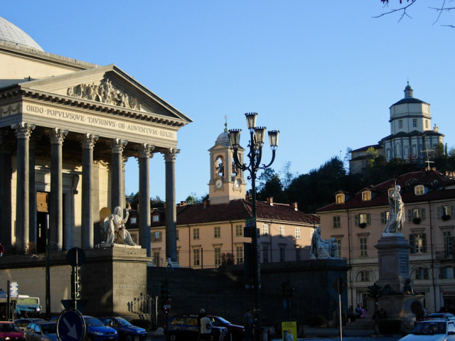 Piazza Grand Madre