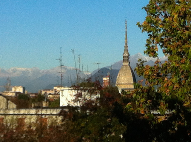 The Mole Antonelliana - Photo by Lisa Watson
