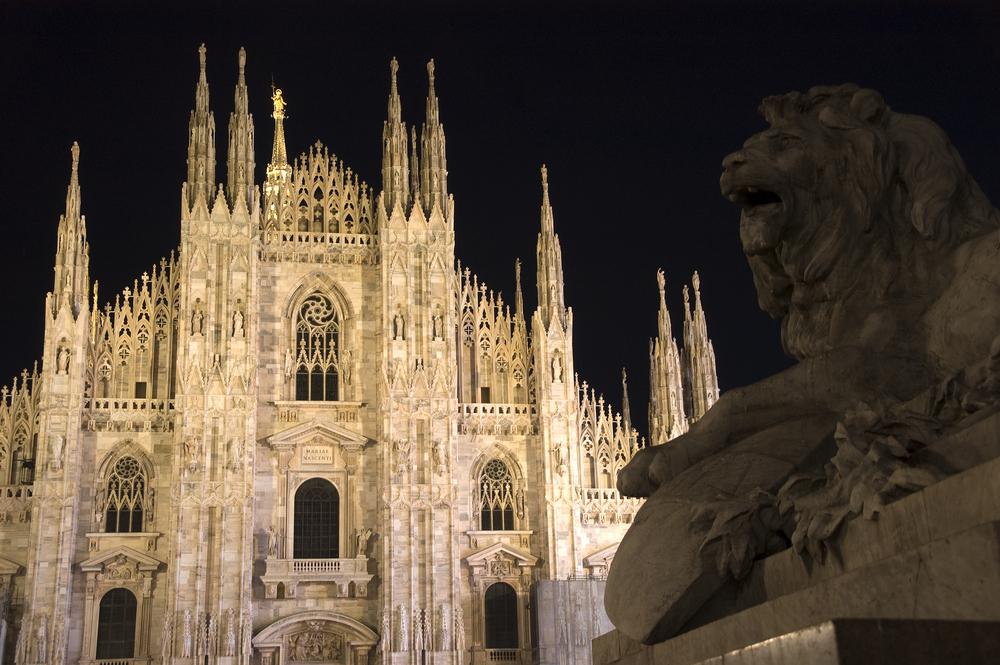Duomo by night Photo by Walks of Italy
