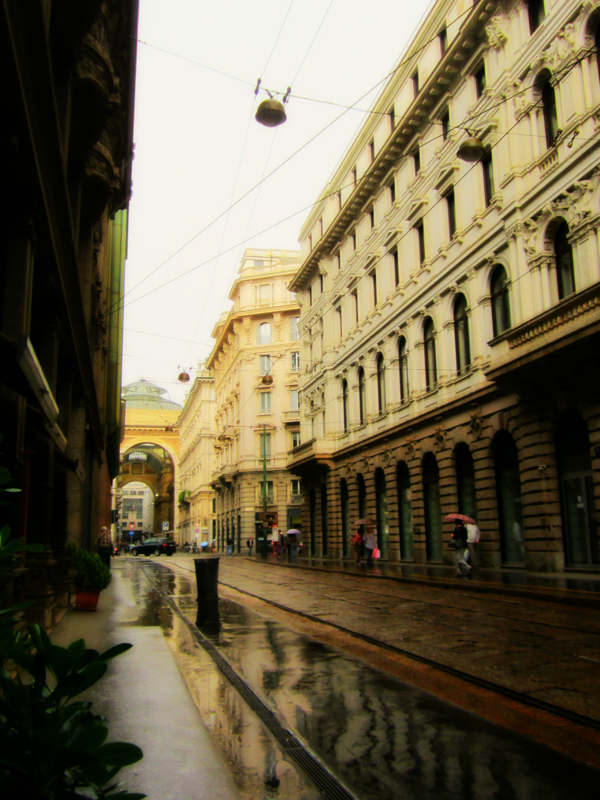 Milano Photo by Lisa Condie