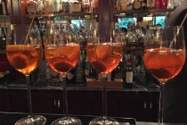 Aperitivo  Photo by Margie Miklas Caffe Baglioni Venice