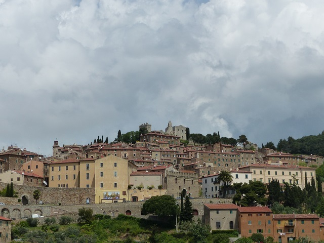 Campiglia Marittima Photo by Debra Kolkka