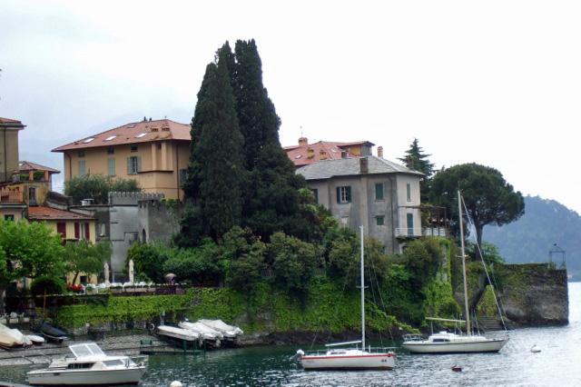 Varenna on Lake Como - photo by Margie Miklas