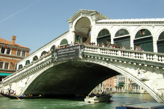 Rialto Bridge - Photo by Margie Miklas
