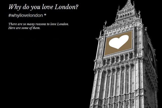 Baglioni Why I Love London