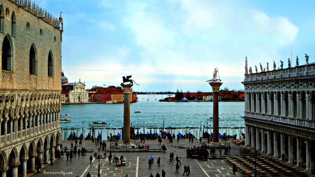 Photo by Orna O'Reilly Legendary Venice