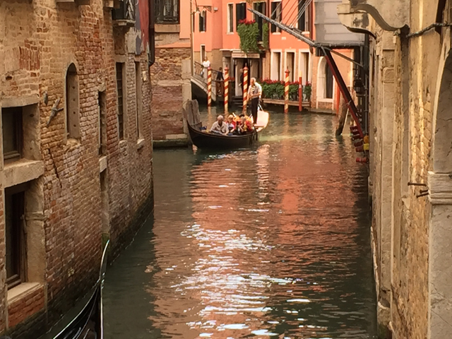 Venice Photo by Margie Miklas