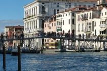 Votive bridge in Venice - Photo by Karen Henderson