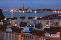 9_Baglioni_Hotel_Luna_San_Giorgio_Terrace_night LOfficial Bag;ioni Hotel photo
