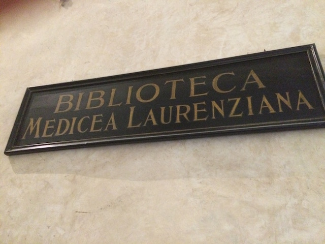 Laurentian Library Photo by Victoria DeMaio