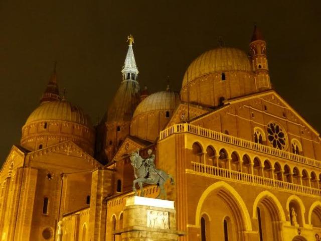 Basilica of Saint Anthony Padua Photo by Debra Kolkka