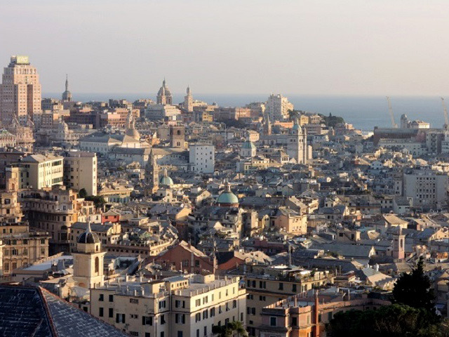 Genoa Photo by Nicholas Walton