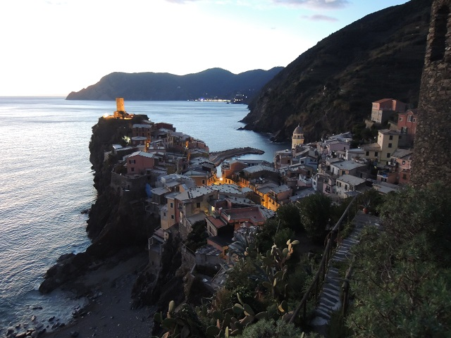 Vernazza in the Cinque Terre Photo by Nicholas Walton
