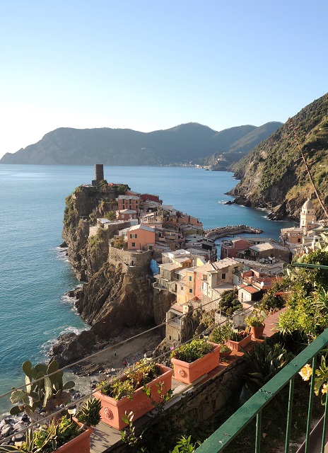 Vernazza Photo by Nicholas Walton