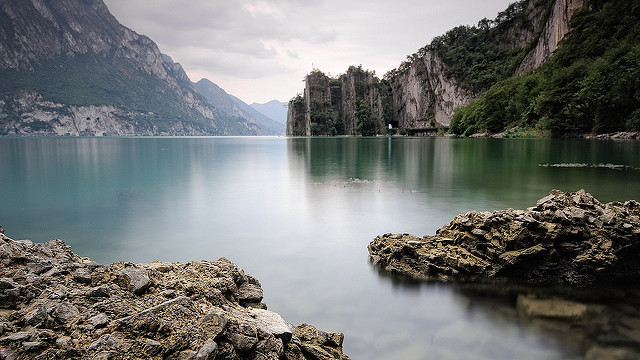 Lake Iseo Photo by Tom Walk Lake Iseo  https://flic.kr/p/cRHWdf