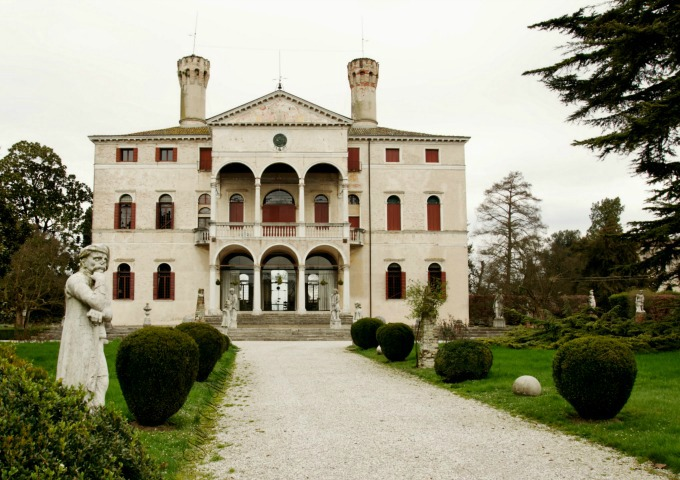 Castello di Roncade: storia, bellezza e vino