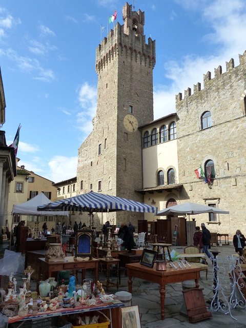 Arezzo Photo by Debra Kolkka