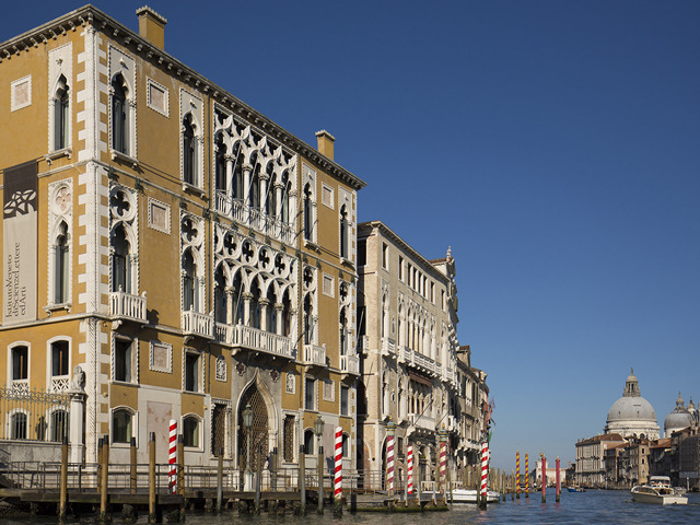 The Grand Canal Venice Photo by Michael David