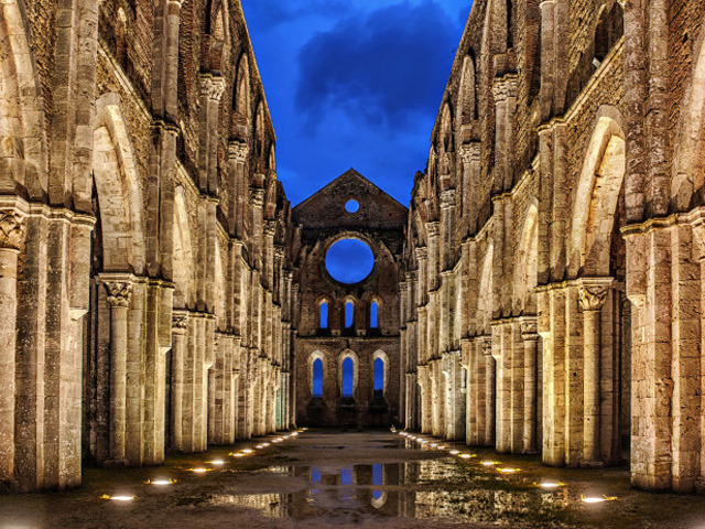 San Galgano Photo by Raffaella Pensieri