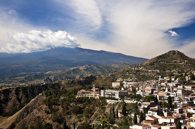 Mount Etna Photo by Michael David