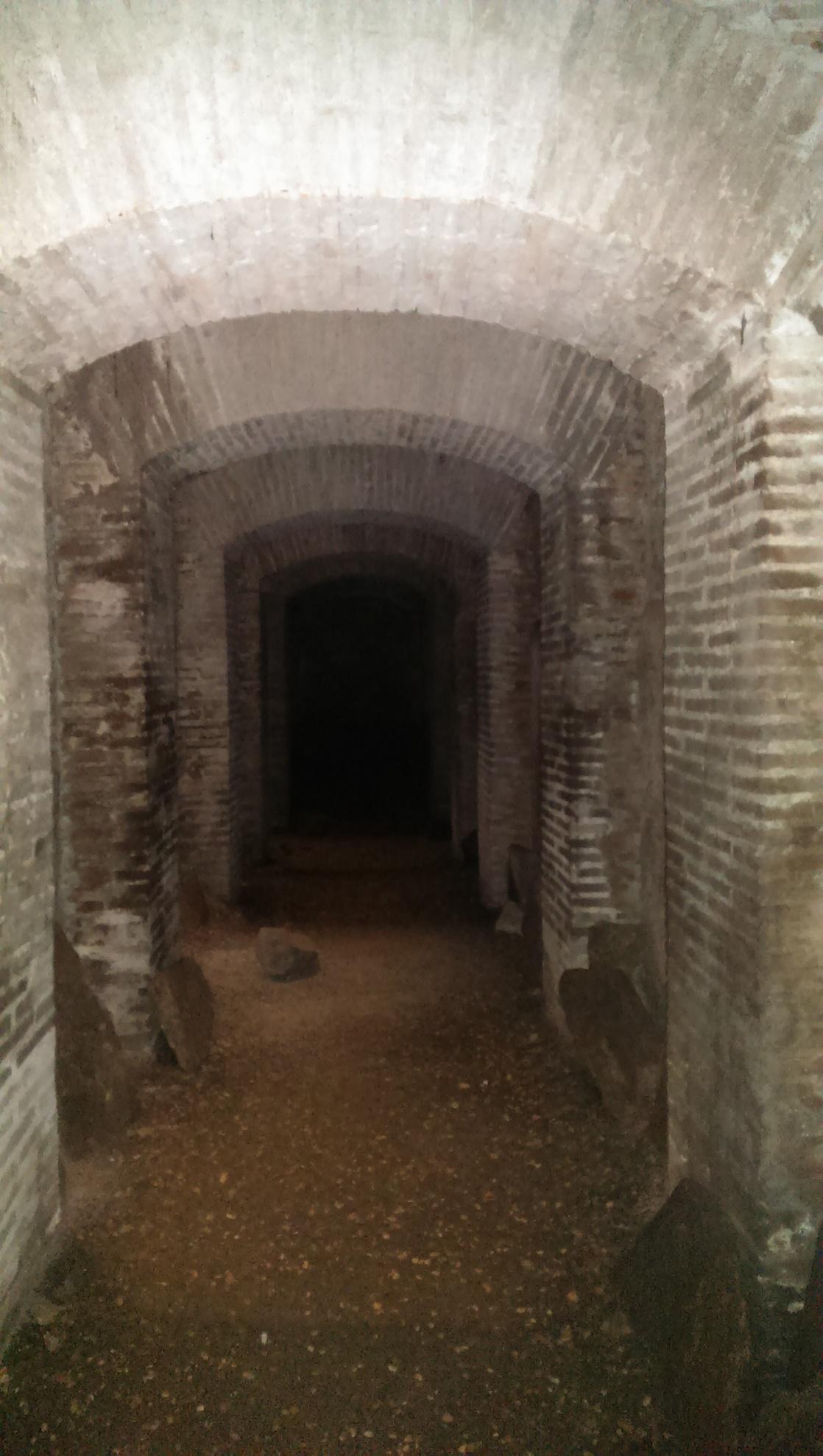 Roman archway Photo by Mrilyn Ricci