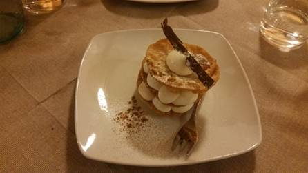 Sicilian Dessert Photo by Ateesha Calvin-Smith
