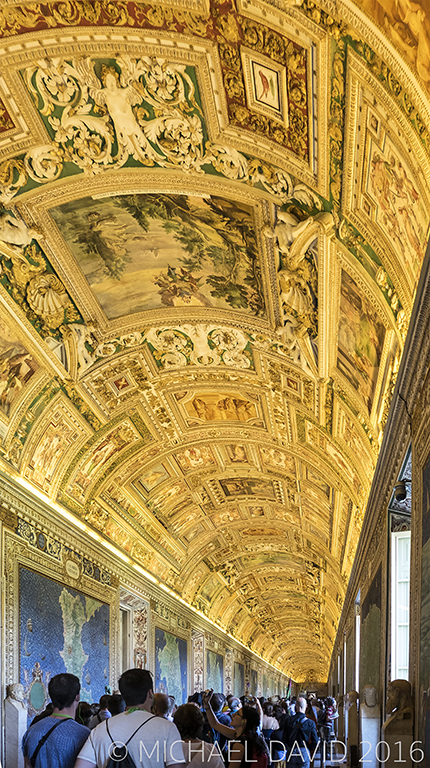 Vatican Museum Photo by Michael David