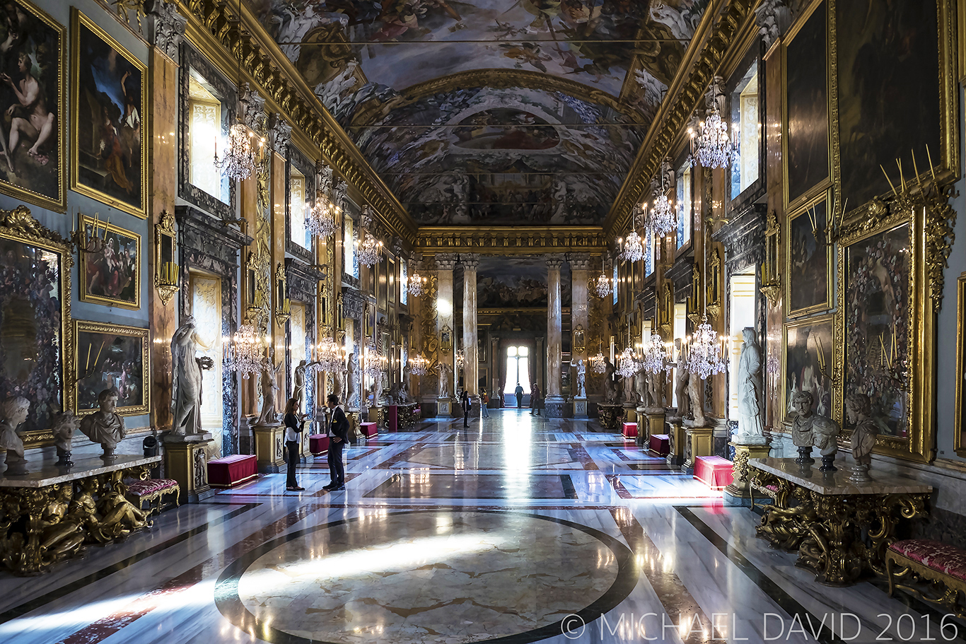 Galleria Colonna Rome Photo by Michael David