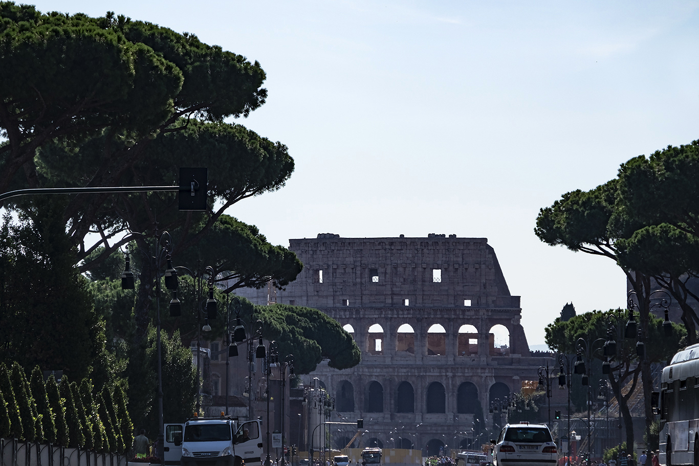 Colosseum Rome Photo by Michael David