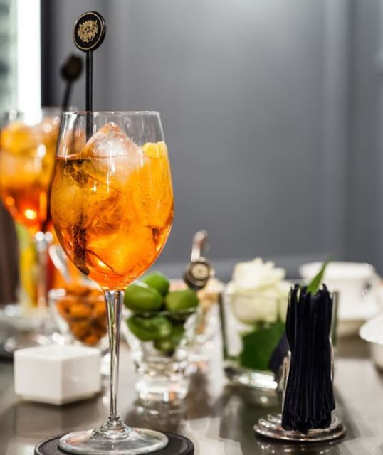Luxury Aperitif Experience Official Baglioni Hotels photo