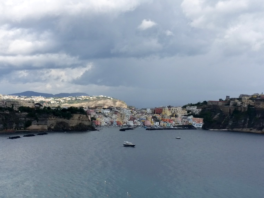 Procida - photo by Karen Henderson