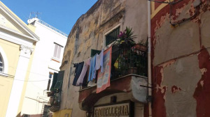 Procida laundry Photo by Karen Henderson