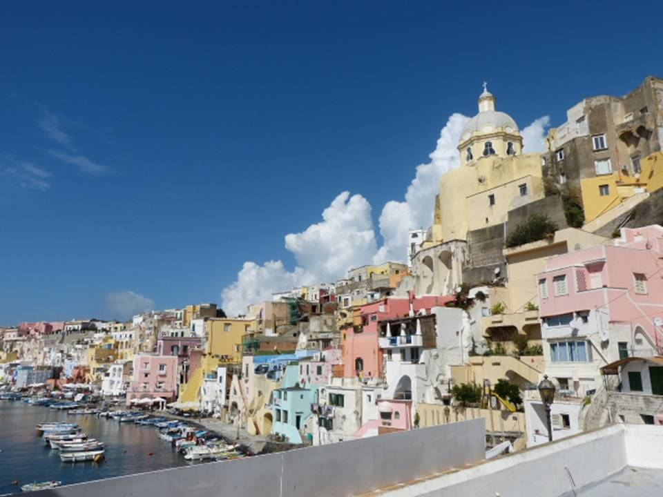 Procida Photo by Karen Henderson