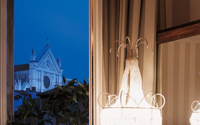 View of Florence from Relais Santa Croce Photo by Baglioni Hotels