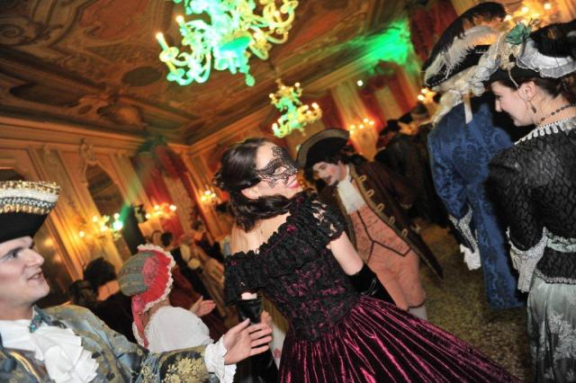 Baglioni Hotel Luna - Carnival party Photo by Baglioni Hotel Luna