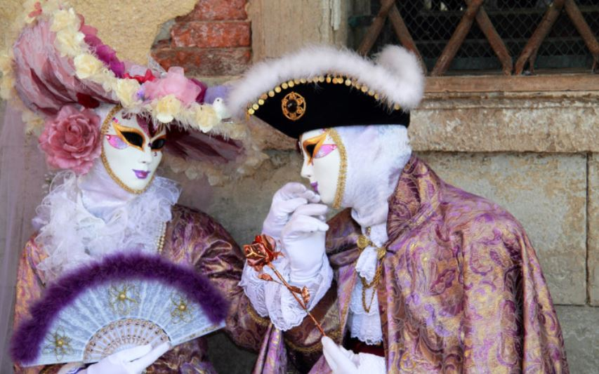 Venice Carnevale Photo by Baglioni Hotels