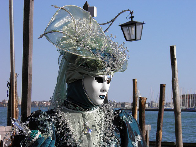 Venice Carnevale Photo by Yeimi
