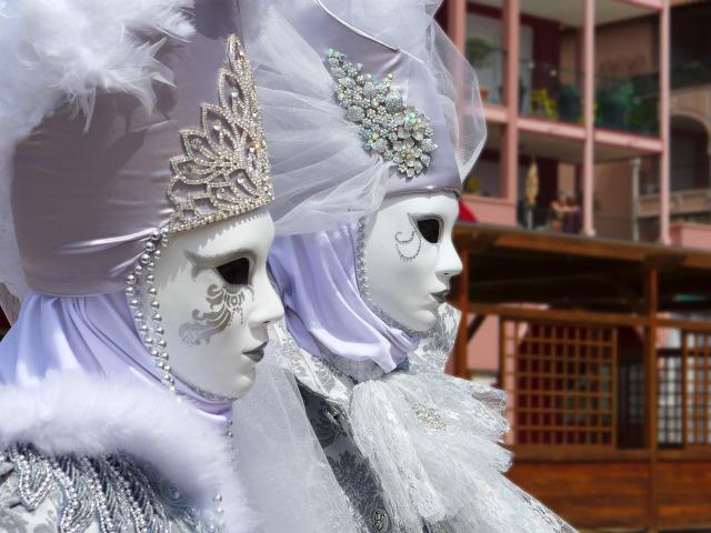 Mask of Venice Carnevale