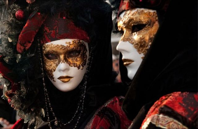 Photo by Baglioni Hotels Carnevale in Venice
