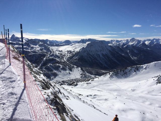 Mountain view Photo by Lisa Watson