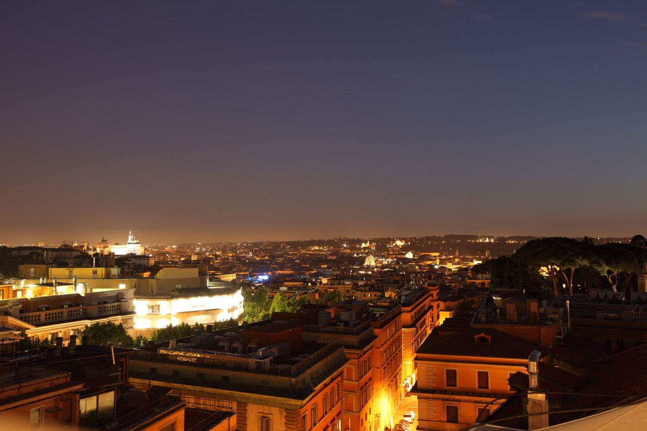 Rome_night_CR. Donatella Simonetti