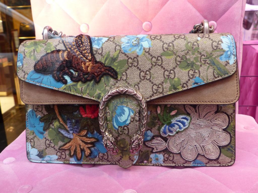 Gucci Handbag Photo by Debra Kolkka