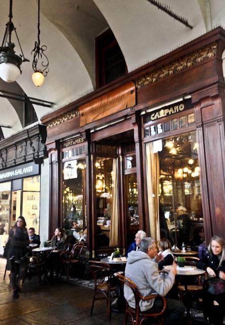 Caffe Mulassano Photo by Lisa Watson