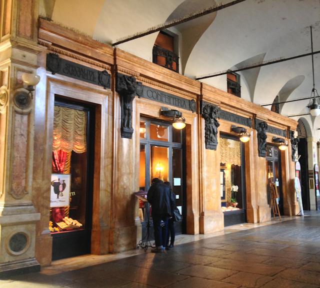 Caffe Milano Photo by Lisa Watson