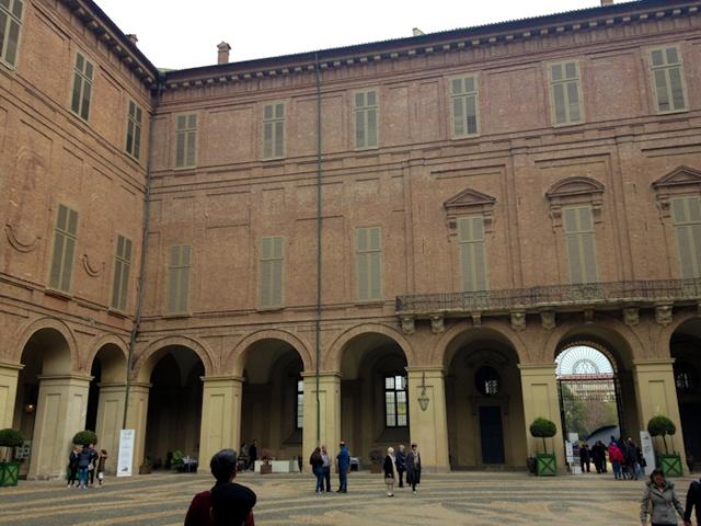 Palazzo Reale Photo by Lisa Watson