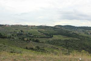 Tuscan Countryside Photo by Jennifer Martin