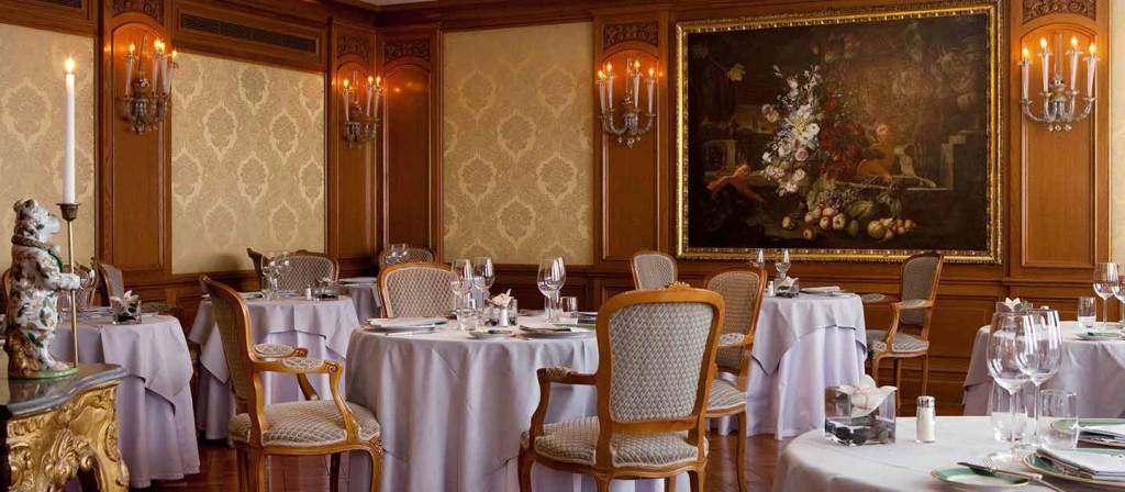 Canova Restaurant - Official Baglioni Hotels Photo